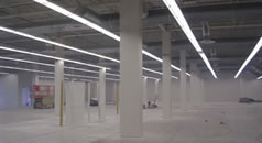 All Aspects Services Interior Painting of The Men's Warehouse